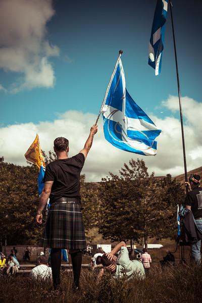 Scottish freedom fighters