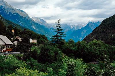 Slovenian Landscape