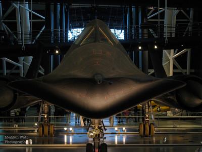 Udvar-Hazy Air & Space Museum, Dulles, Virginia