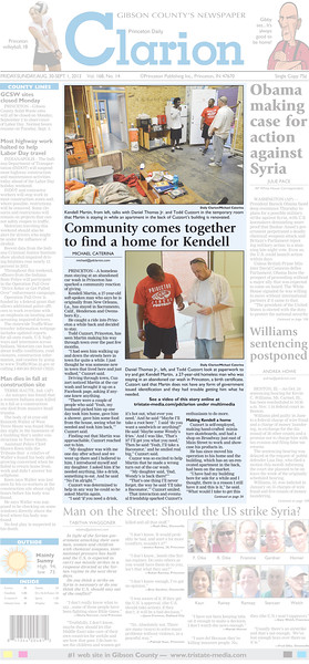Community comes together to find a home for Kendell