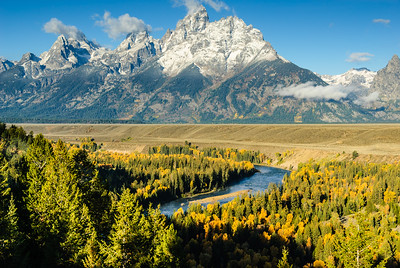 Snake River, Grand Teton National Park, Wyoming
