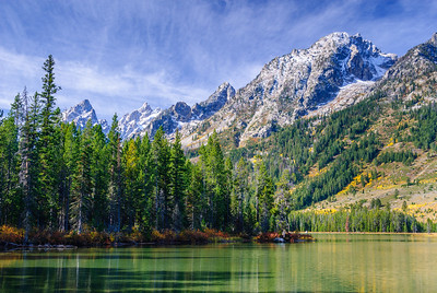 String Lake, Grand Teton National Park, Wyoming