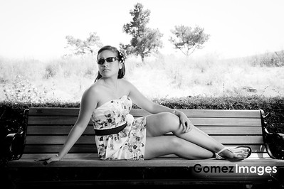 Nohely Quince Outdoor Session