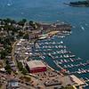 Aerial stock photos of North Shore