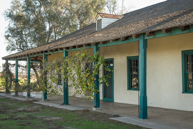 The Yorbe-Slaughter Adobe
