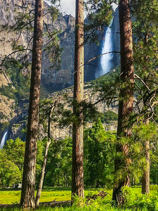 Upper and Lower Yosemite Falls 2