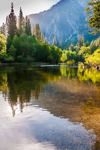 Early Morning along the Merced River