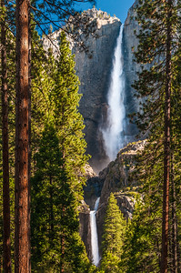 Upper and Lower Yosemite Falls 1