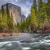 Majestic El Cap and Mighty Merced