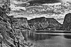 Hetch Hetchy B&W