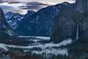 Dawn, Valley View, Yosemite
