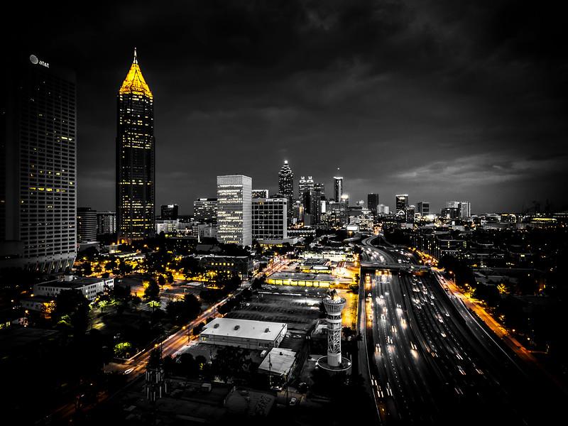 Atlanta Silvered