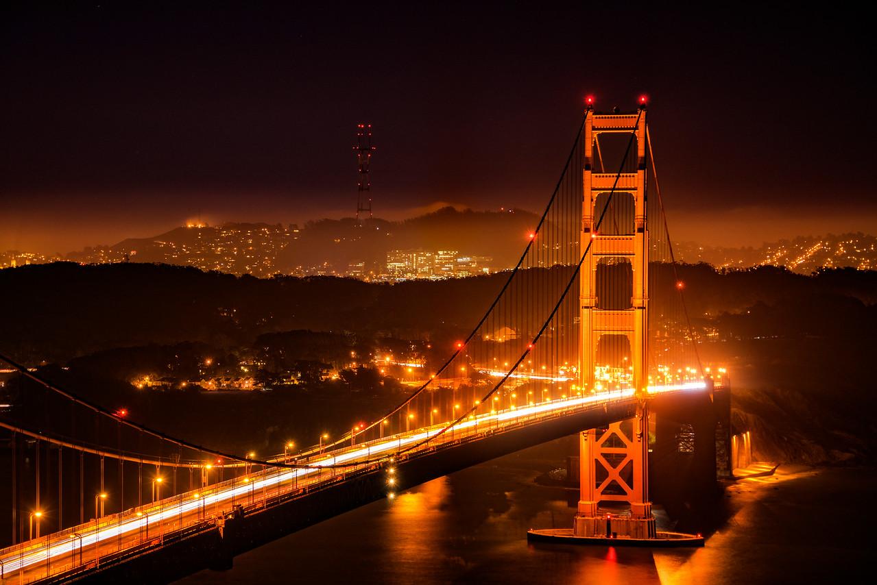 Iconic San Francisco