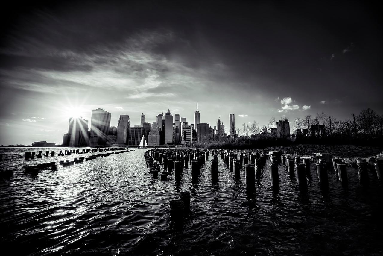 Dramatic Skyline