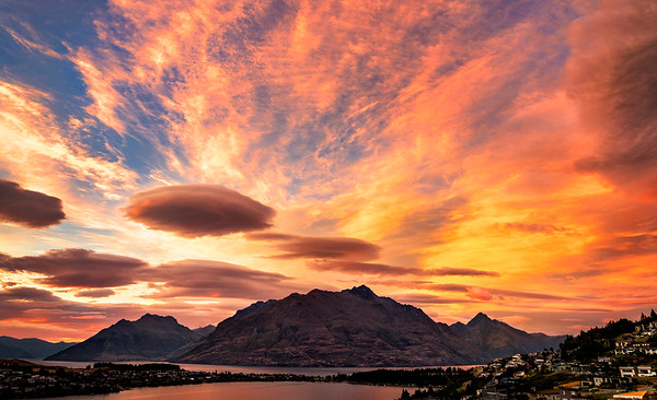 Queenstown Sunrise