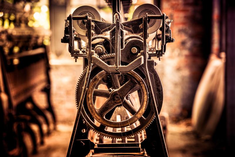 The Shocked Mill Machine