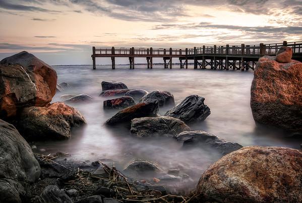 Gulf Beach Pier