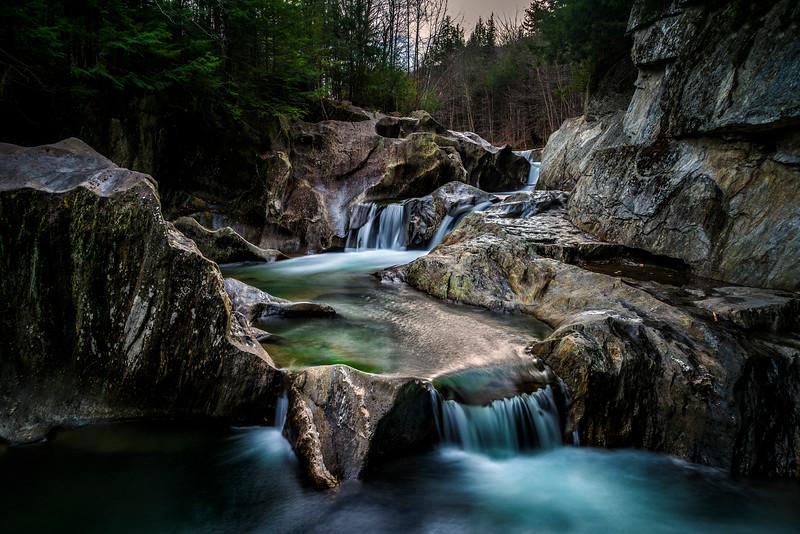 Warren Falls Swimming Hole