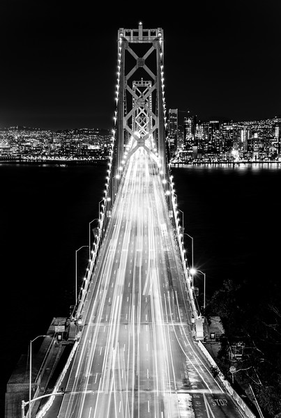 Bay Bridge Cross