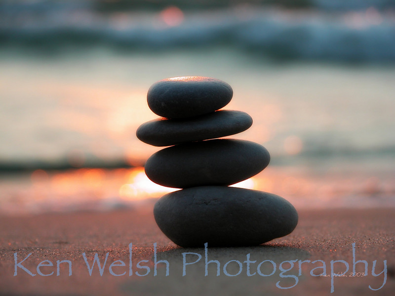 """Zen Rocks"""