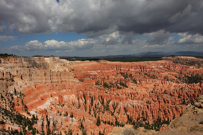 Bryce Canyon National Park - The amphitheater