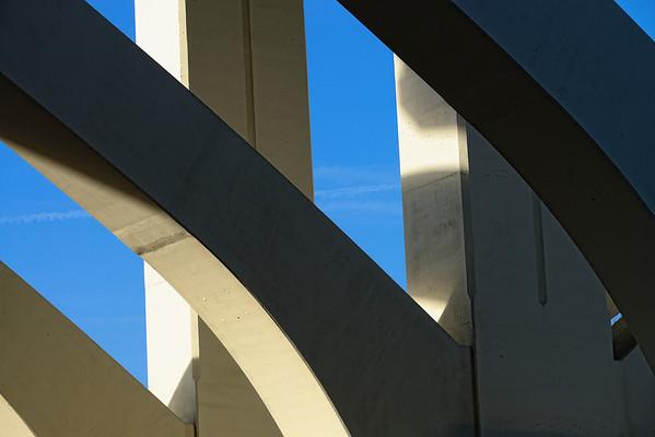 Cleveland Metroparks Zoo Fulton Road Bridge