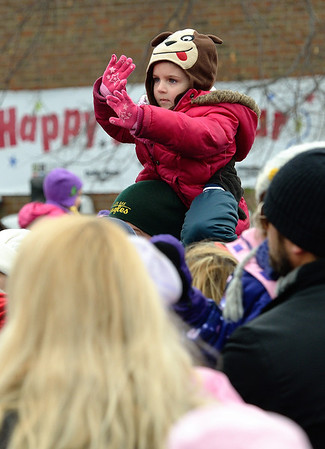 Dancing to Radio Disney - Happy Noon Year at the Cleveland Metroparks Zoo