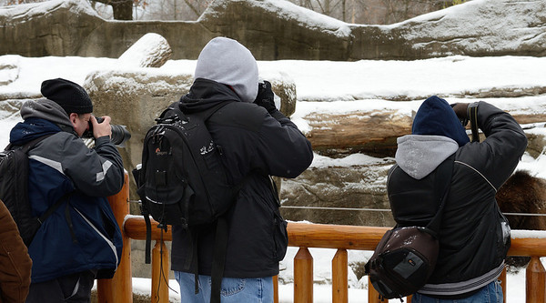 Thanksgiving at the Cleveland Metroparks Zoo
