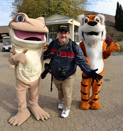 Doug and friends - Cleveland Metroparks Zoo