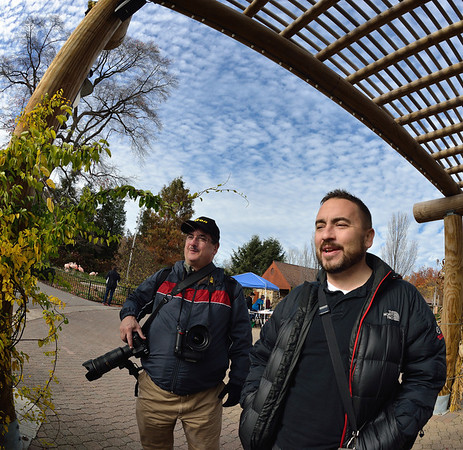 Doug and Dale - Cleveland Metroparks Zoo