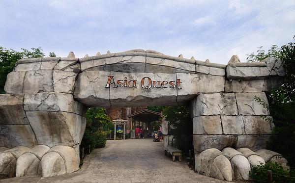 Asia Quest - Columbus Zoo