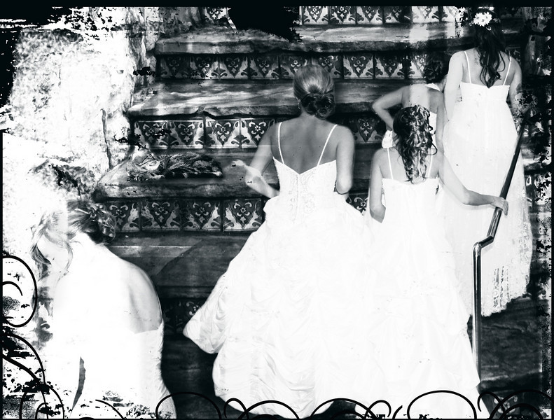 March of the Brides - B/W