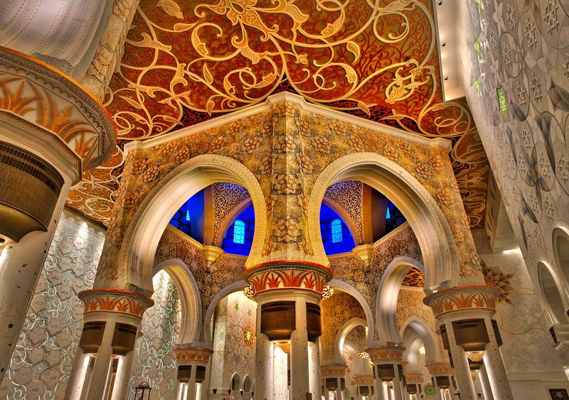 Deeper Inside The Mosque