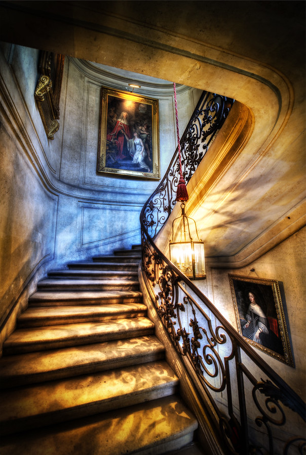 The Royal Stairs