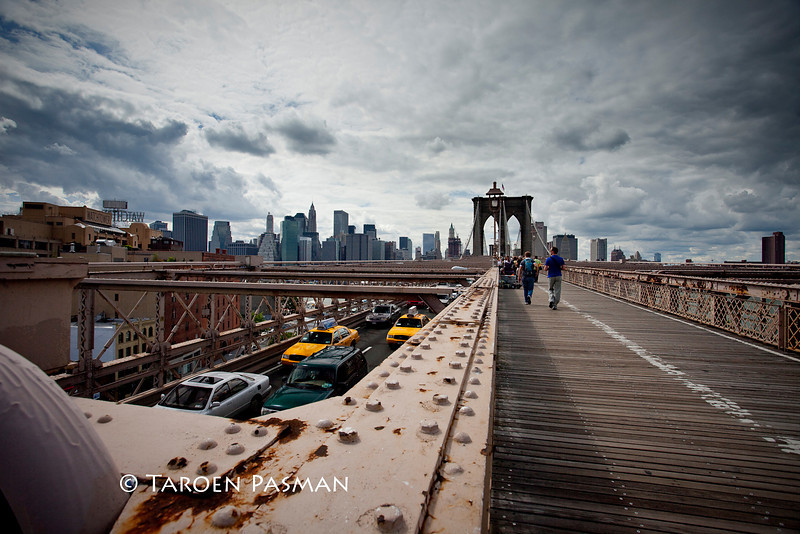 Brooklyn Bridge Snaps