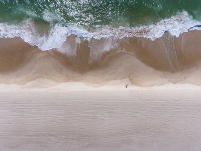 Above the Beach