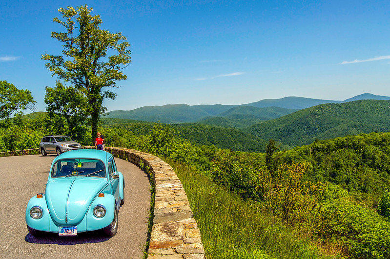 VW on the Parkway