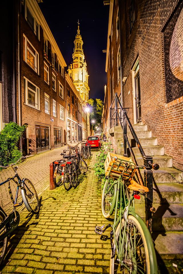 Amsterdam Alley