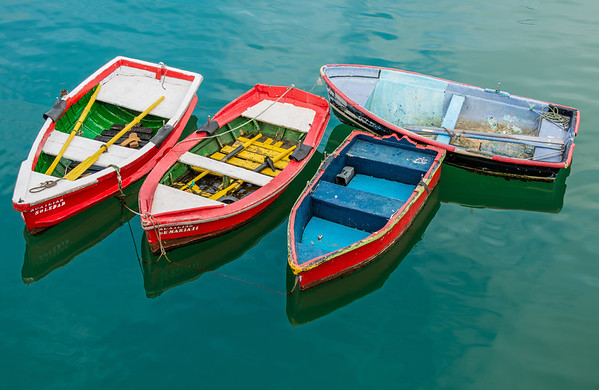 Whatever Floats Your Boat - Santurtzi, Spain