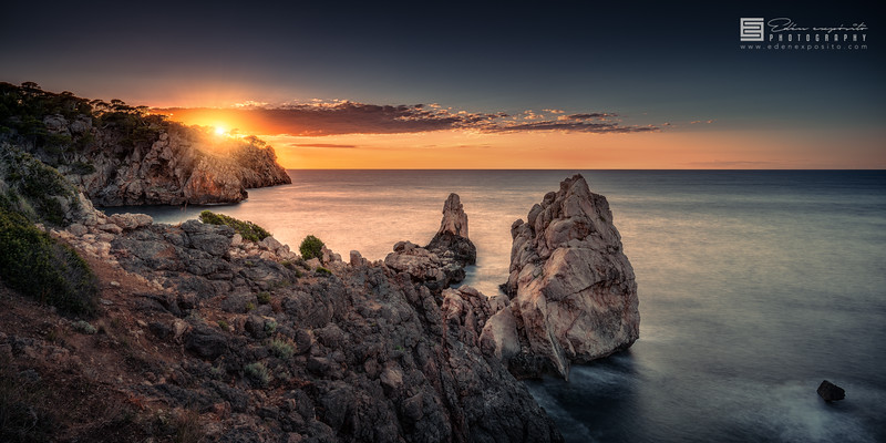 Cala Deia Sunset