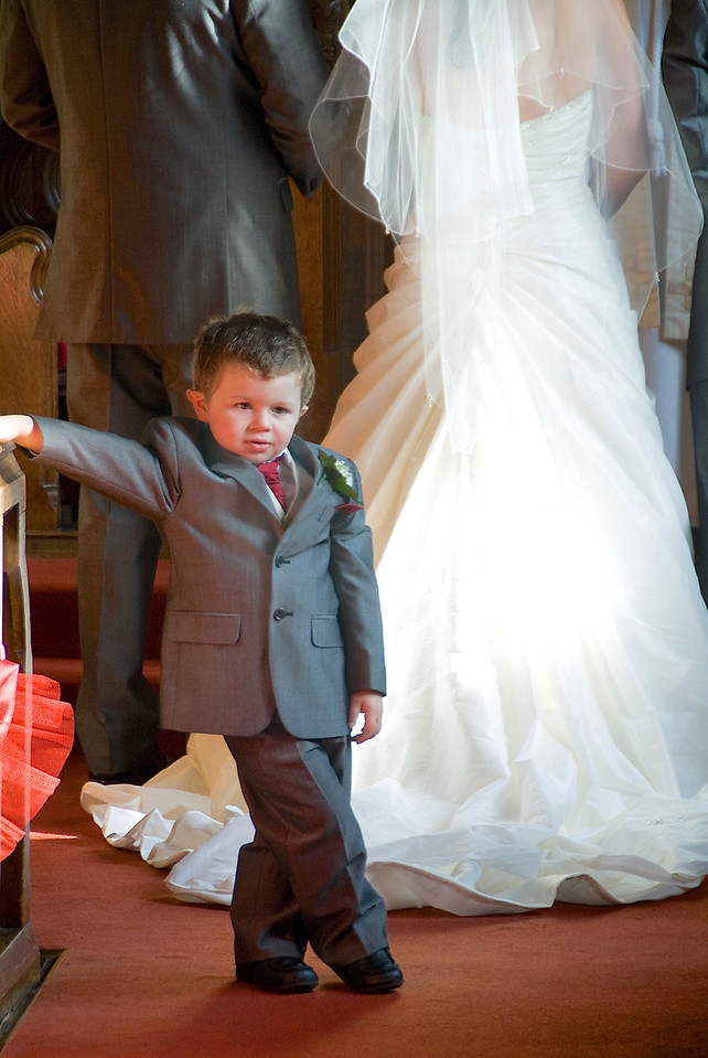Wedding photographs in Bibury