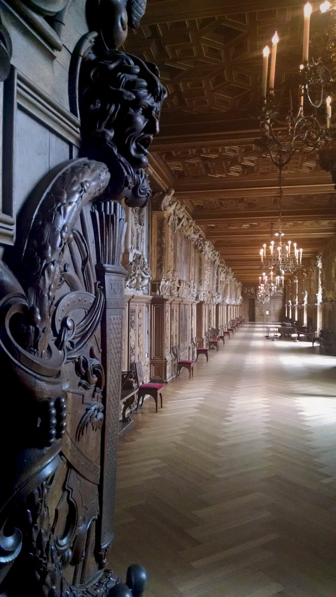 Fontainebleau Great Hall, France