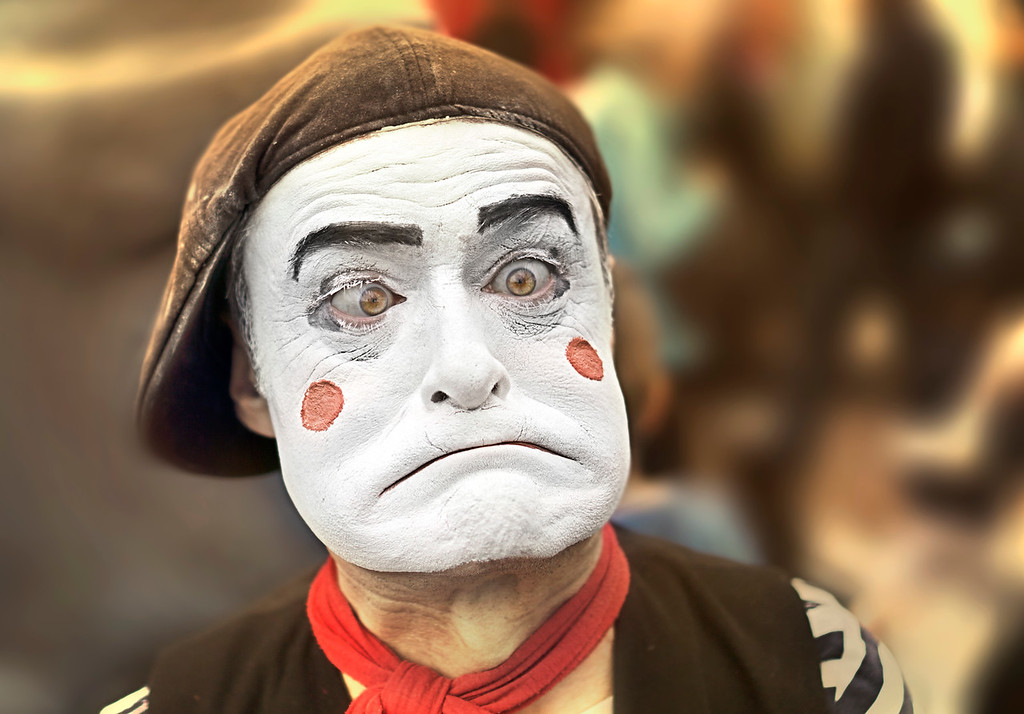 An Irish Clown