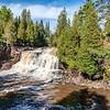 Upper Goosberry Falls
