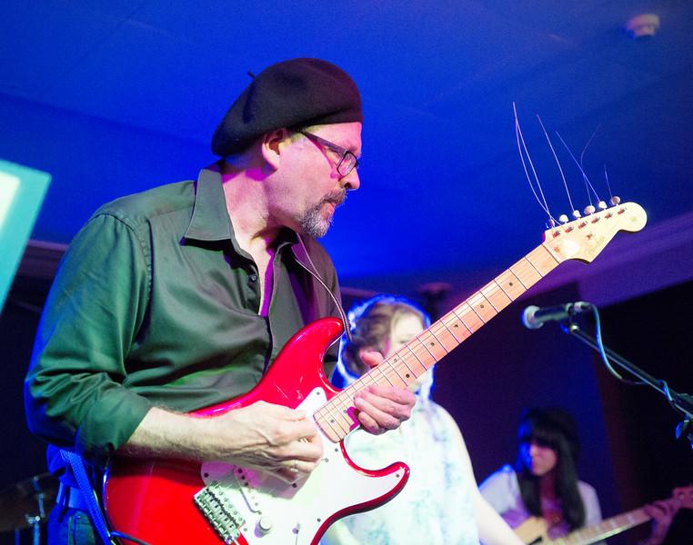 John Hardaker - JHD Revival Band
