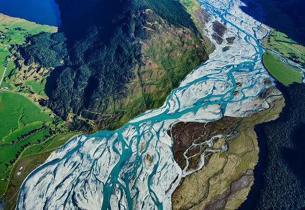 The Dart River Delta