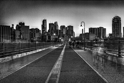 Ghosts of the Stone Arch Bridge