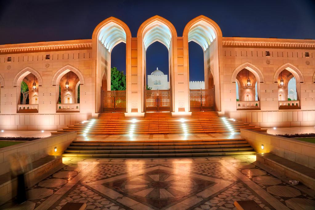 Night Shooting In Oman