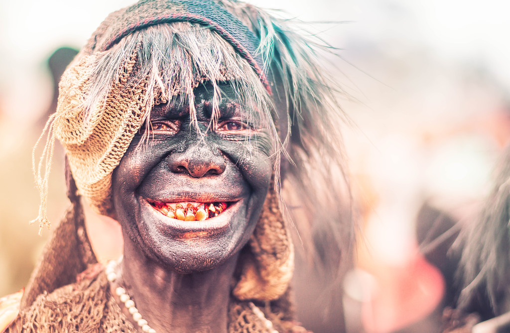 People Of Papua New Guinea Part 10