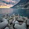 Amalfi`s Wave Breakers